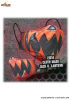 CLOTH MASK - JACK O'LANTERN