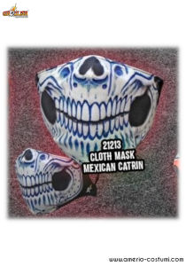 CLOTH MASK - MEXICAN CATRIN
