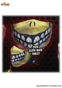CLOTH MASK - SMILEY