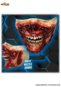 PROTECTIVE MASK - ZOMBIE