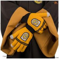 E-Touch Handschuhe - Hufflepuff