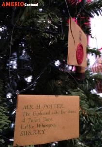 Lettera da appendere Hogwarts