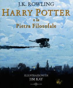 Rowling J.K. & Kay J. - Harry Potter e La Pietra Filosofale - Ed. ill.