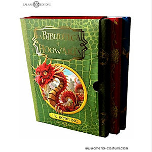 Rowling J. K. - La Bilbioteca di Hogwarts - Salani Editore