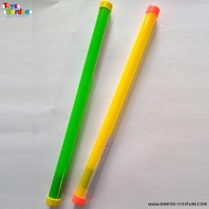 Bâton des lamentations coloré