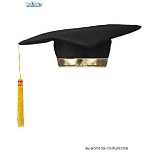 Cappello TOCCO Laureato Oro