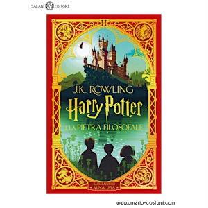 Rowling J.K. - Harry Potter e La Pietra Filosofale - Ed. Minalima Salani