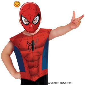 DressUp Spiderman