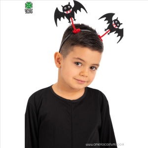 Cerchietto Pipistrelli