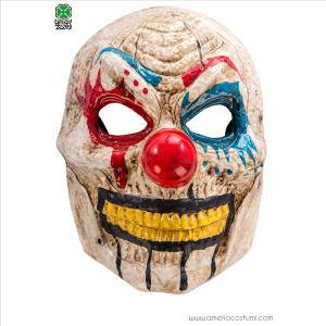 Maschera Clown Horror con mandibola