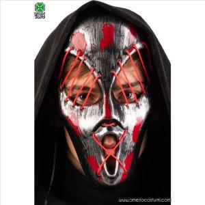 Maschera Fantasma con luci