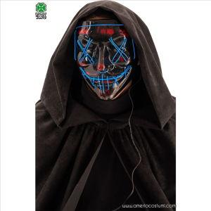 Maschera Horror con luci