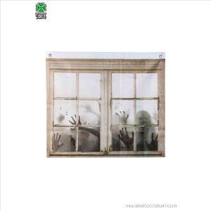 Tenda Horror per finestra 75x90
