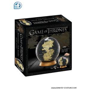 Puzzle Globo - Westeross and Essos